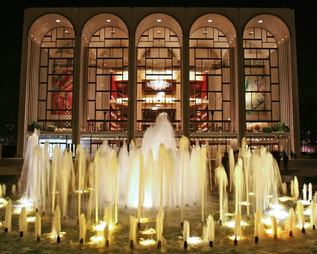 Lincoln Center Fall