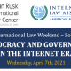 EVENT: ILW South – Democracy and Governance in the Internet Era